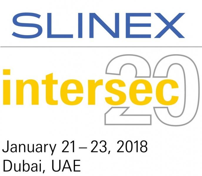 Slinex на Intersec 2018 >>> Лучшая выставка – Лучшие дни – Лучшие технологии.