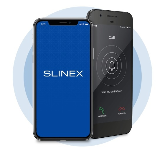 Новое мобильное приложение для переадресации вызова на смартфон – Slinex Cloud Call.
